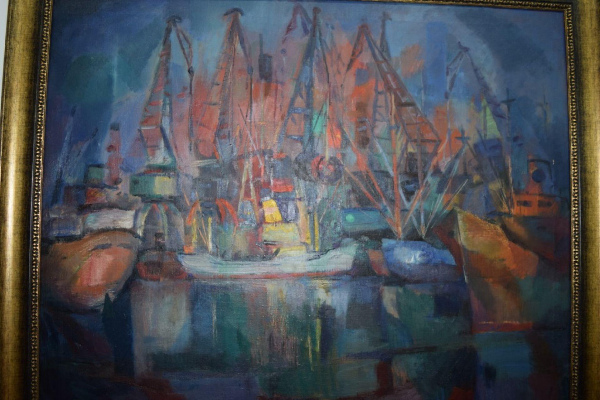Картини от златния фонд на пристанище Бургас ще бъдат показани на Никулден