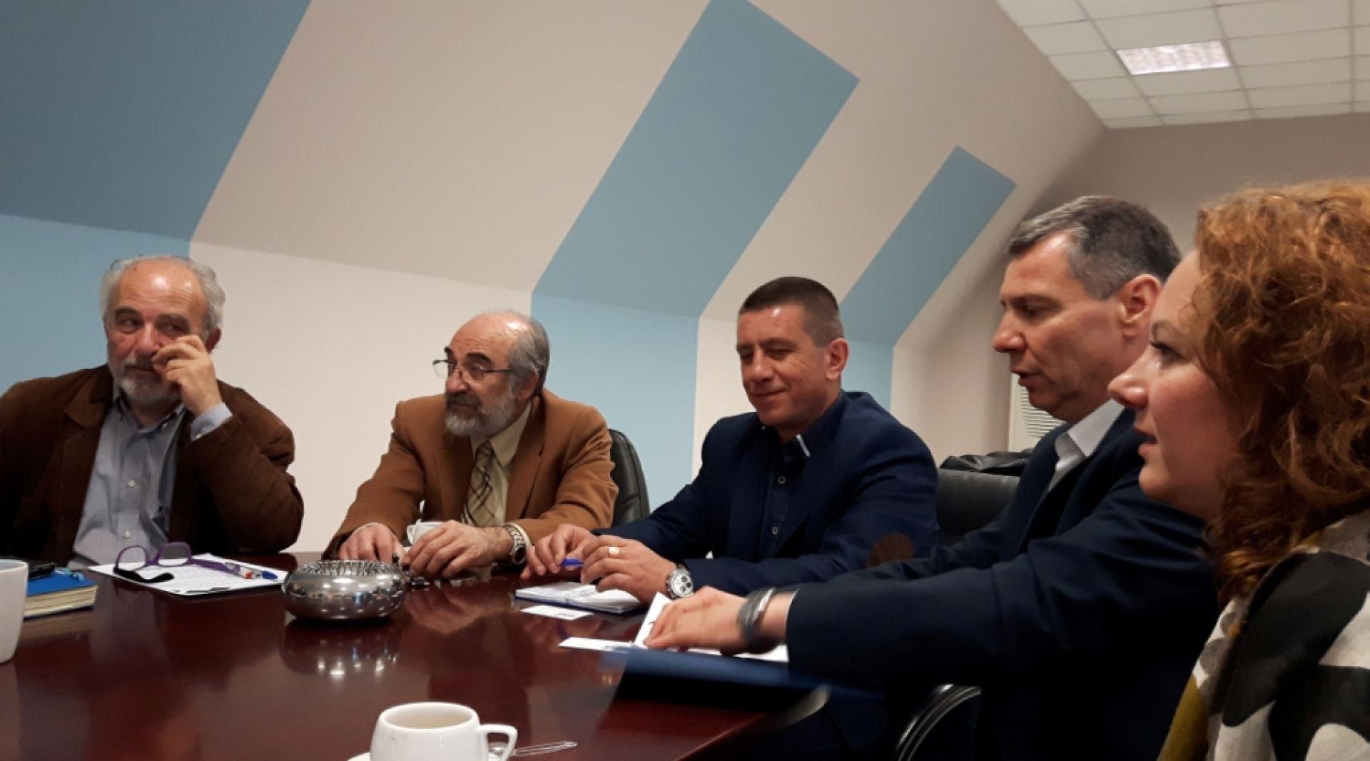 Пристанищата в Бургас и Александруполис разработват съвместен проект с европейско финансиране