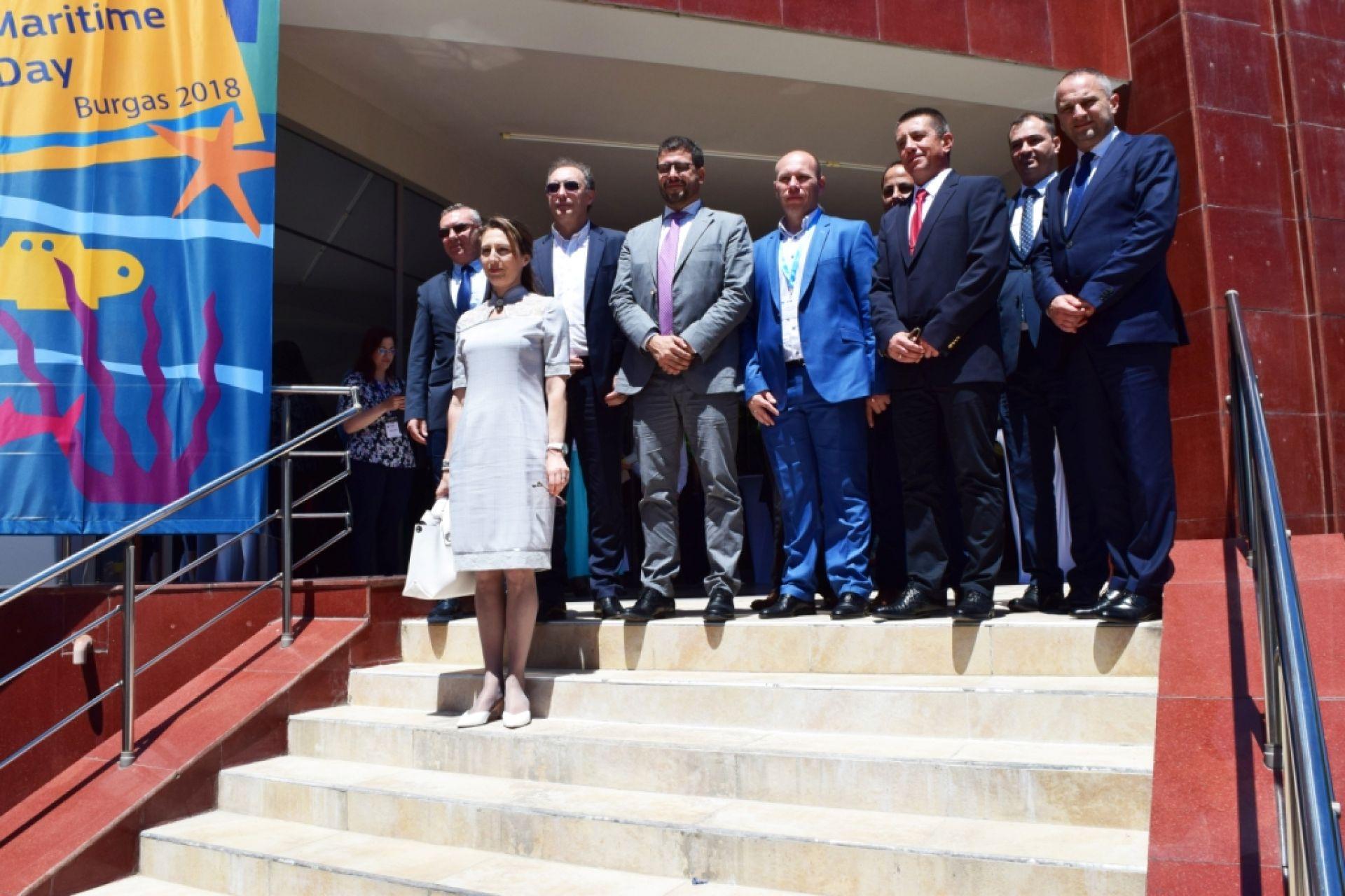 Айрам Диаз Пастор: Обединените усилия ще върнат круизите в Черно море - 01.06.2018