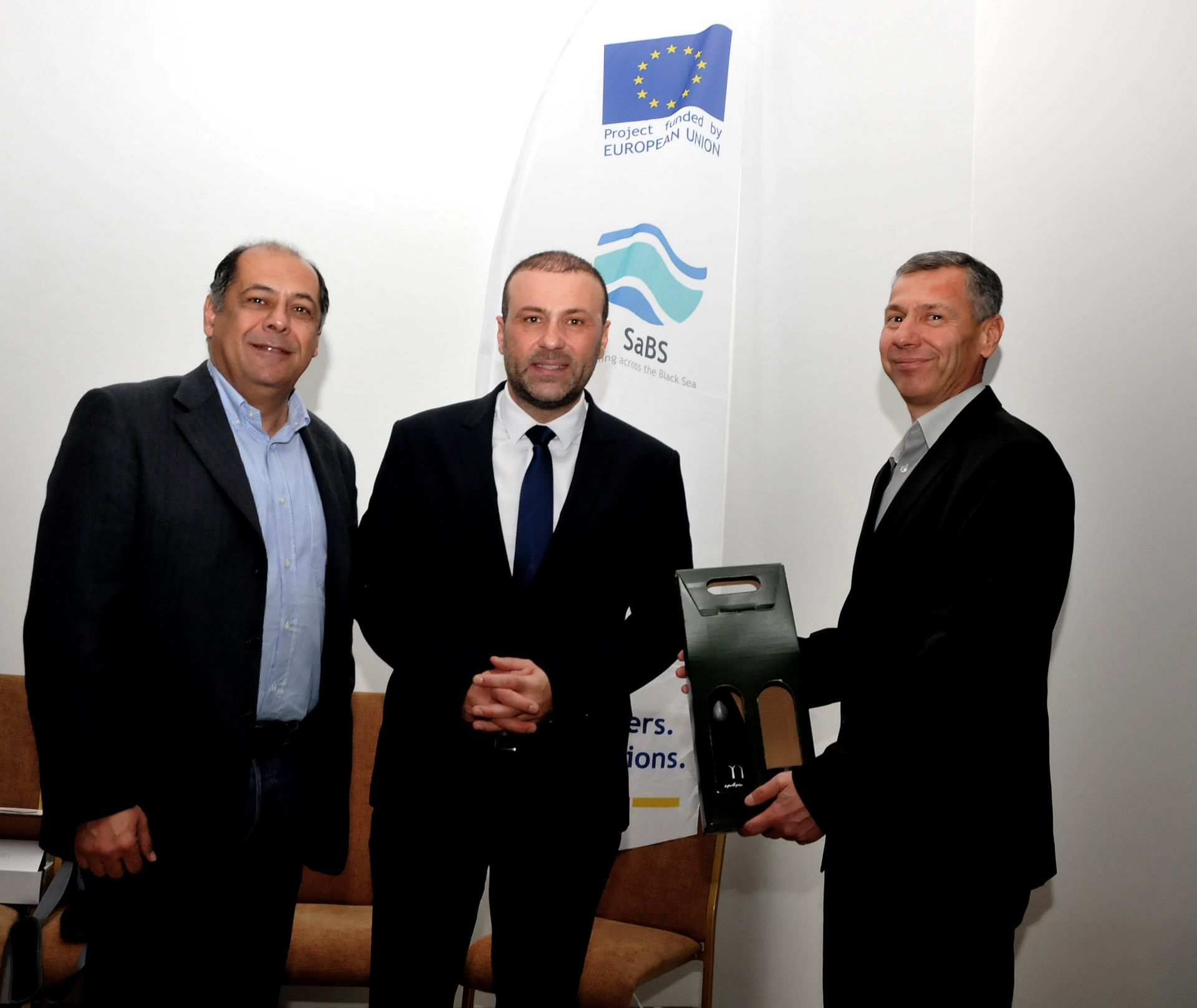 Бургас домакинства техническа среща по Проект: Плаване през Черно море - 30.11.2019
