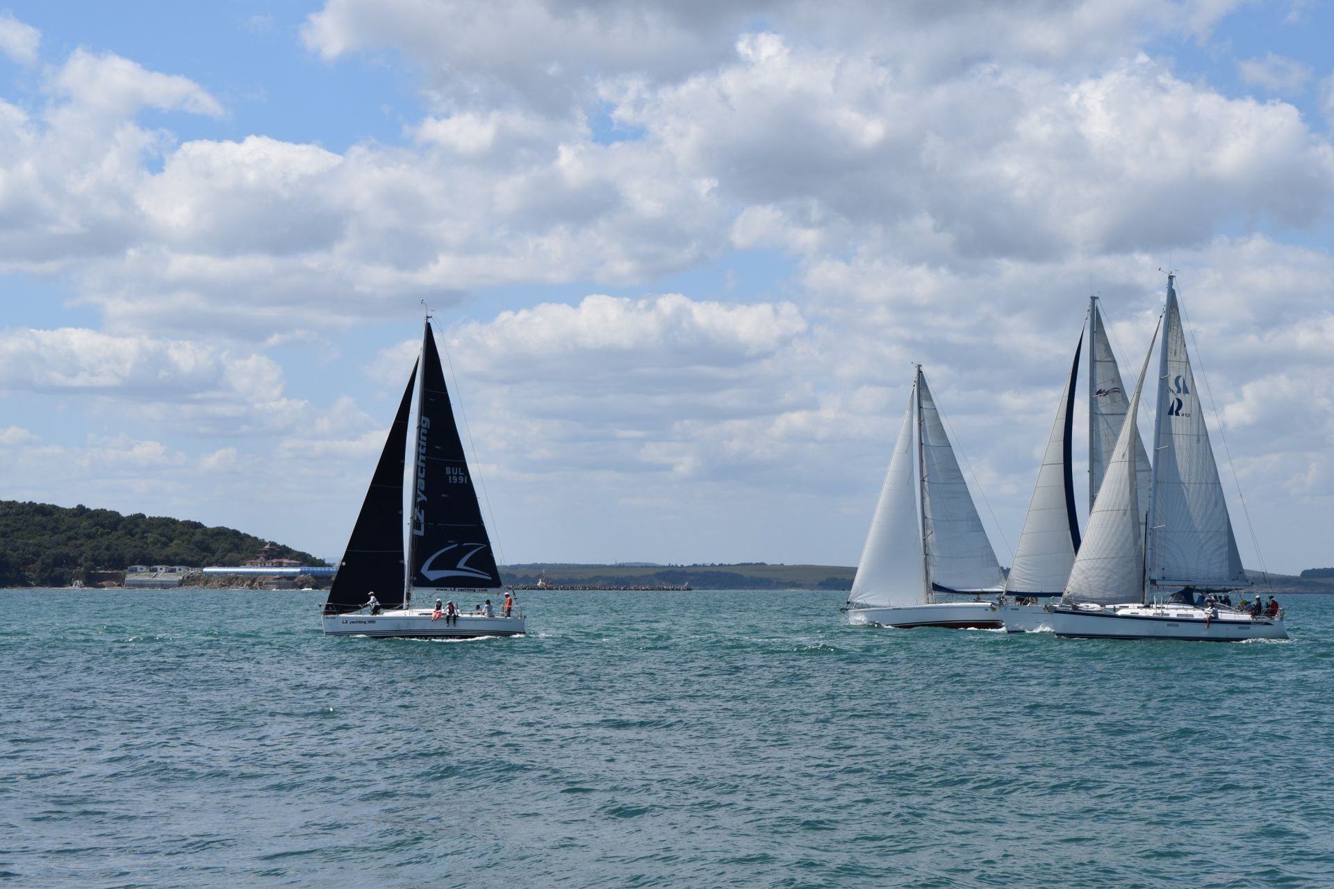 Елитни ветроходци се събират през август в пристанище Бургас - 04.08.2020
