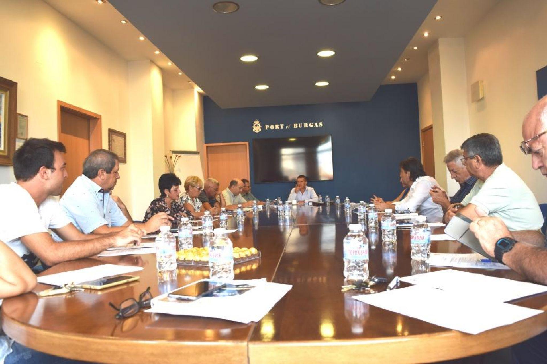 Клиентите поставят оценка отличен на услугите, предоставяни от Пристанище Бургас ЕАД- 28.09.2020