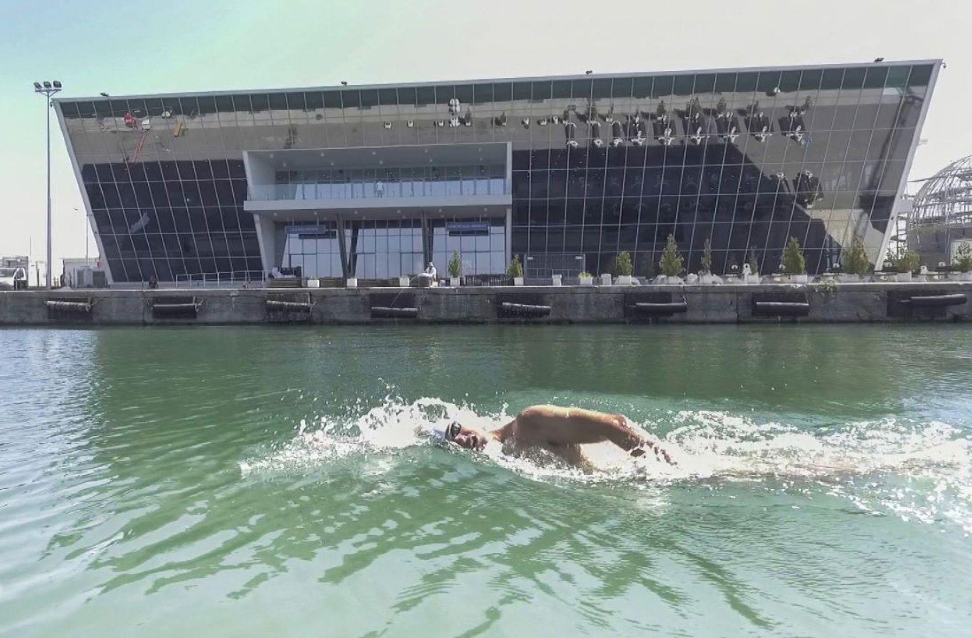 Пристанище Бургас е домакин на първия по рода си плувен маратон - 27.08.2021